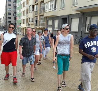 Excursion à Ostende